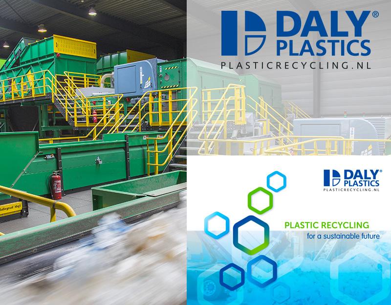 Daly Plastics – brochure ontwerp