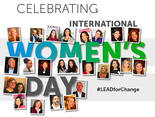 LEAD Network international Woman's day