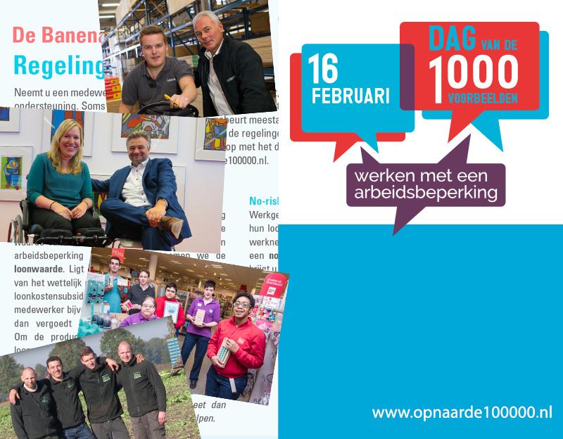 PROJECT - Op naar de 100.000 banen