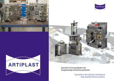 Artiplast – injection moulding