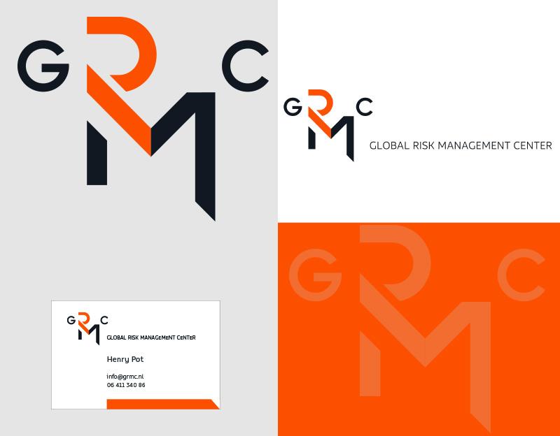 GRMC-Logo en huisstijl