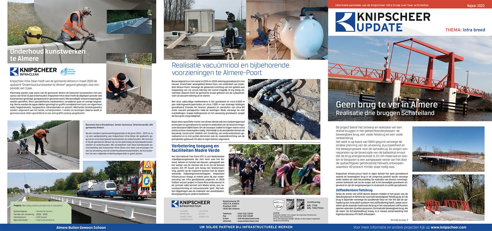 Daly Plastics recycling brochure