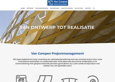Van Campen projectmanagement
